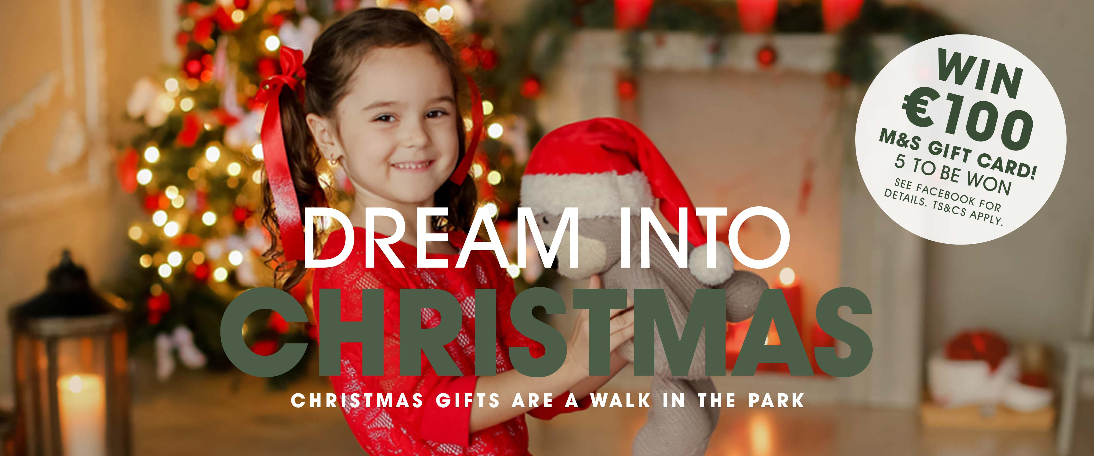 Christmas Marks & Spencer Competition