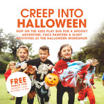 Creep Into Halloween at Letterkenny Retail Park!