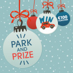 Competition for Christmas: Park and Prize!