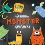 WIN 1 of 5 €100 Vouchers This Halloween at Letterkenny Retail Park!
